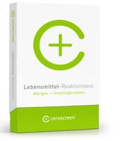 Lebensmittel Test von Cerascreen