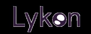 Lykon Logo in lila