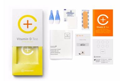 Testkit Vitamin D von Cerascreen
