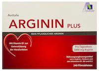 Produkt der Marke Arginin